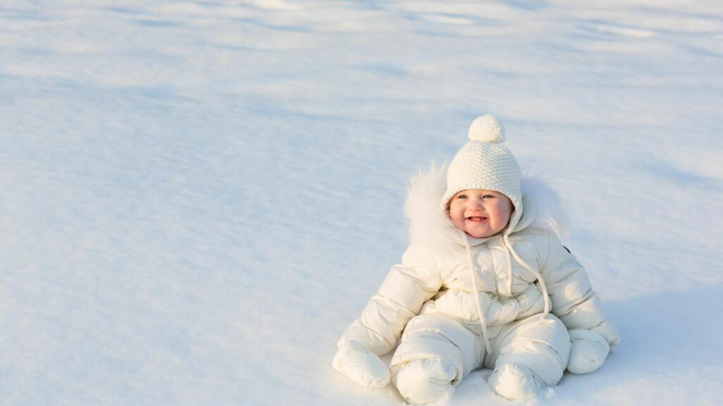 baaa1fd2 MINUSGRADER OG BARN: Så lenge du kler barna veldig godt, og de er aktive