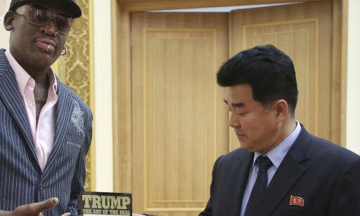 image: Flyvepasning fra Trump til Kim