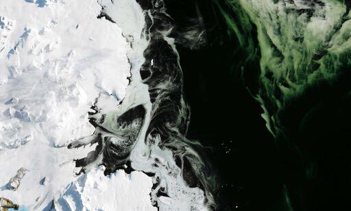 image: Forskernes skrekkfunn i Antarktis: Et område 2,5 ganger større enn Norge begynte å smelte