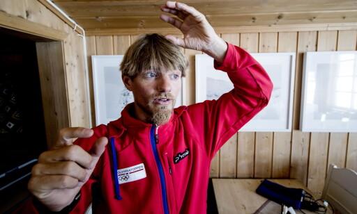 POSITIV: Jan Kocbach tror den nye GPS-teknologien kan utgjøre forskjellen på gull og sølv i vinter-OL. Foto: Bjørn Langsem / Dagbladet