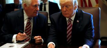 USA vil delta i klimaforhandlinger selv om de trakk seg fra Paris-avtalen
