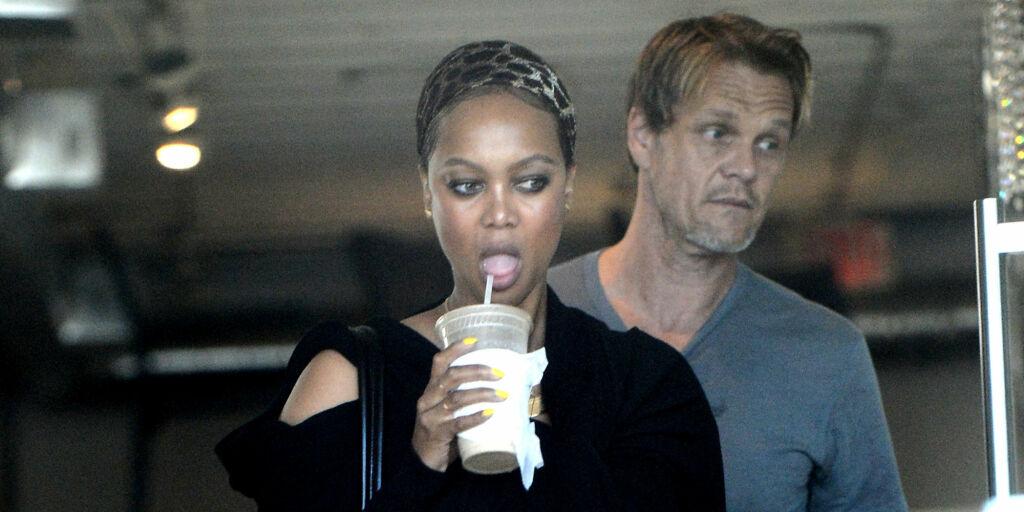 image: Tar bladet fra munnen om bruddet med Tyra Banks