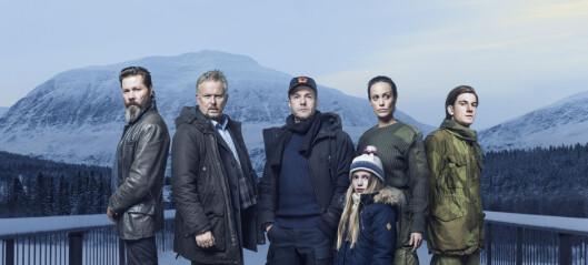 TV3 vraker «Elven»