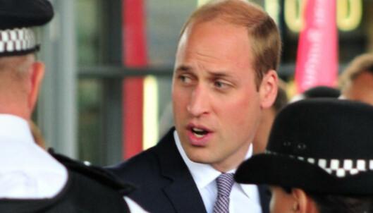 prins William brøt eldgammel skikk