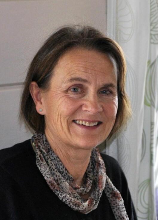 KOSTHOLD PÅVIRKER PSYKEN: Lege og psykiater Marit Rakstang jobber med å forstå og balansere hjernens biokjemi.  Foto: PRIVAT