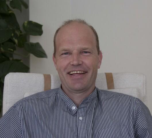 GIR MATRÅD: Det er klare sammenhenger mellom hva vi spiser og psykisk helse, sier psykolog Hans Dahlseng. Foto: Privat