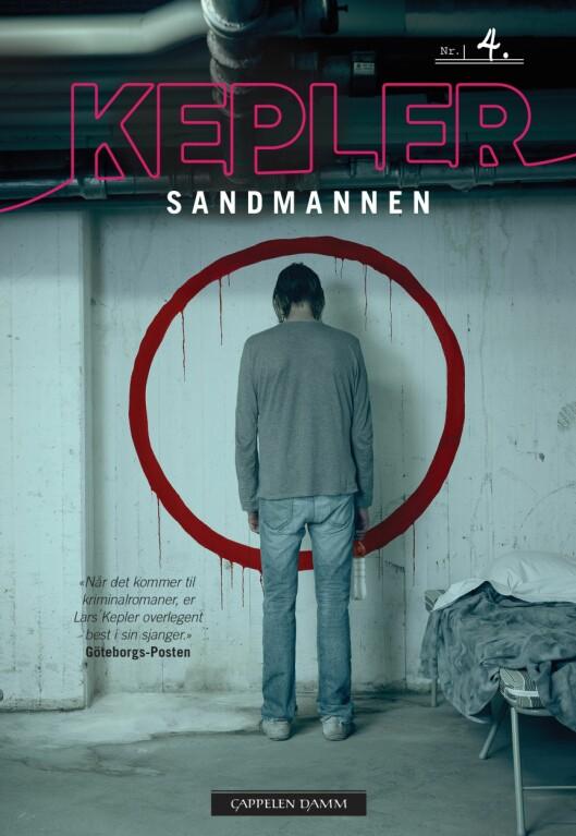 Den fjerde boken om etterforsker Joona Linna vil garantert skape frykt i norske påskehytter.