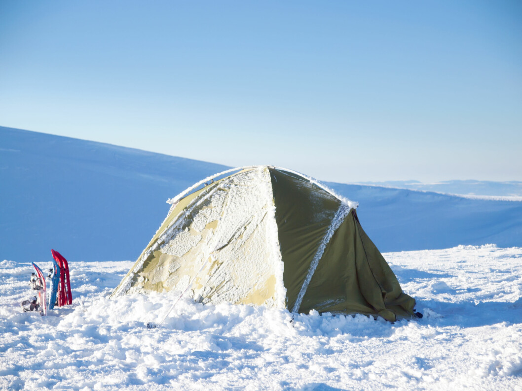 FLERE ALTERNATIVER: Dersom du er ny på dette, eller føler at Grønland blir for voldsomt eller for dyrt, finnes det andre alternativer, for eksempel Hardangervidda og Finnmarksvidda.  Foto: zhukovvvlad - Fotolia