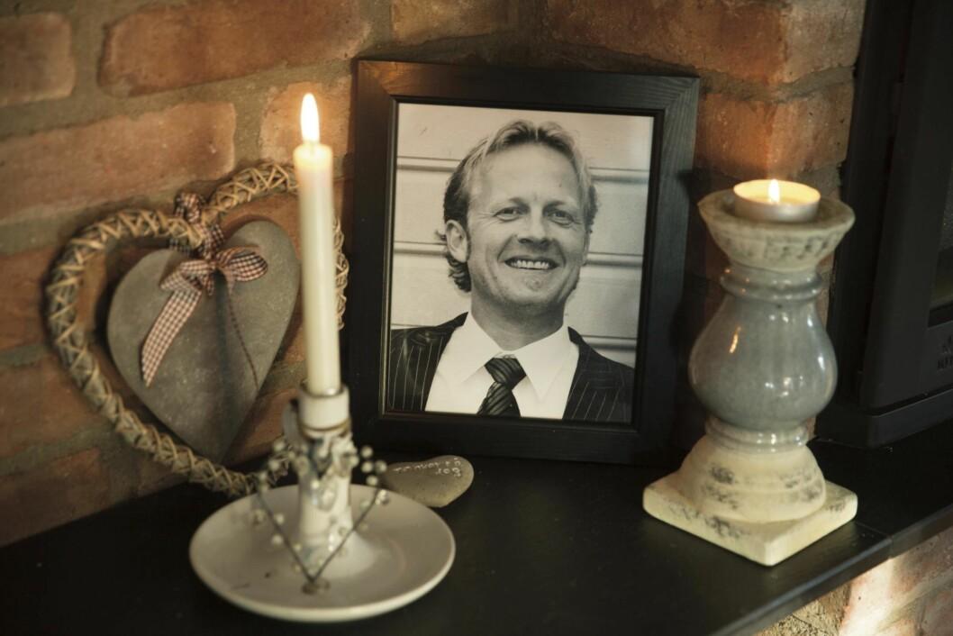 RYGGSMERTER VAR KREFT: Tore Gunnar ble rammet av uhelbredelig nyrekreft med spredning til lymfene. Han døde høsten 2013. Foto: Espen Solli