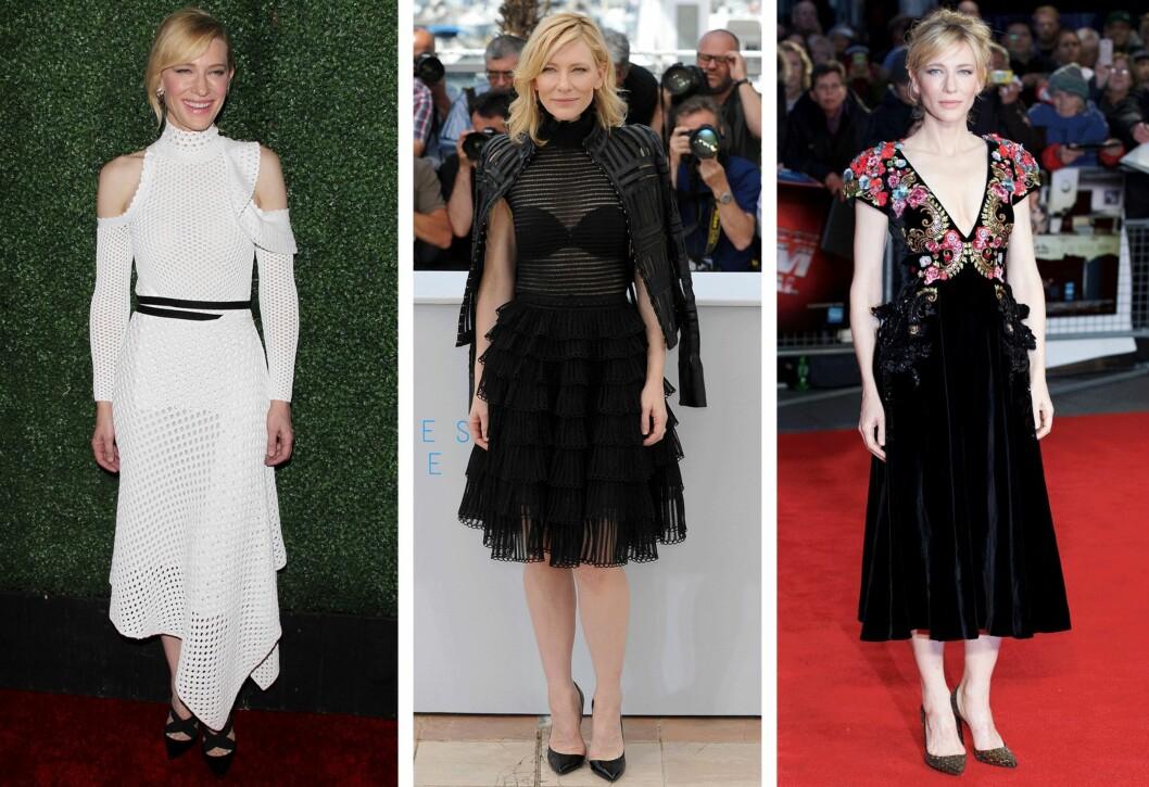 Cate Blanchett Foto: Scanpix