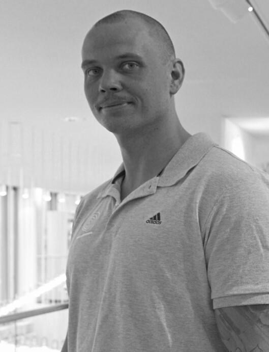 TRENINGSEKSPERT: Øystein Jensen er fysioterapeut og personlig trener på Artesia Trening, og gründer av treningssiden TrenHardt.com. Foto: KK