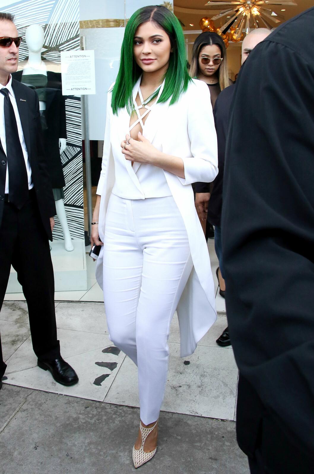 Kylie Jenner Foto: Broadimage