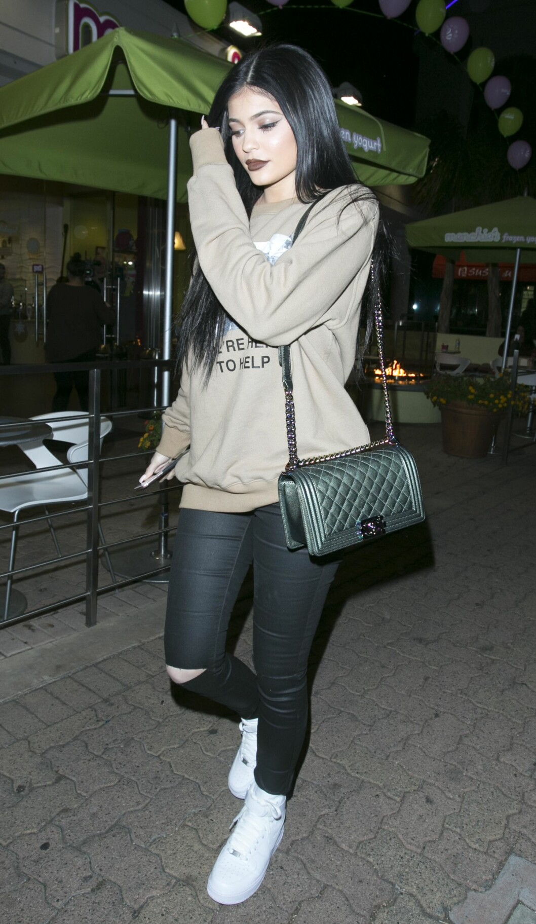 Kylie Jenner Foto: Splash News