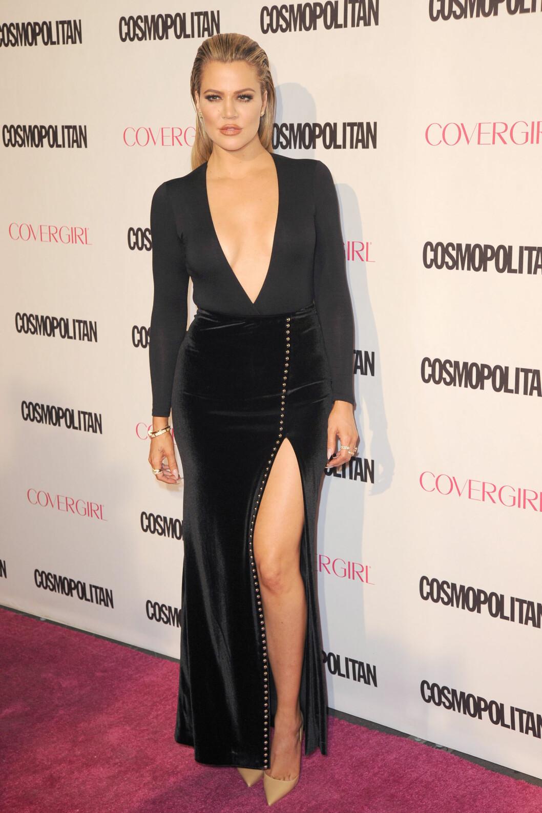 Khloe Kardashian Foto: SipaUSA