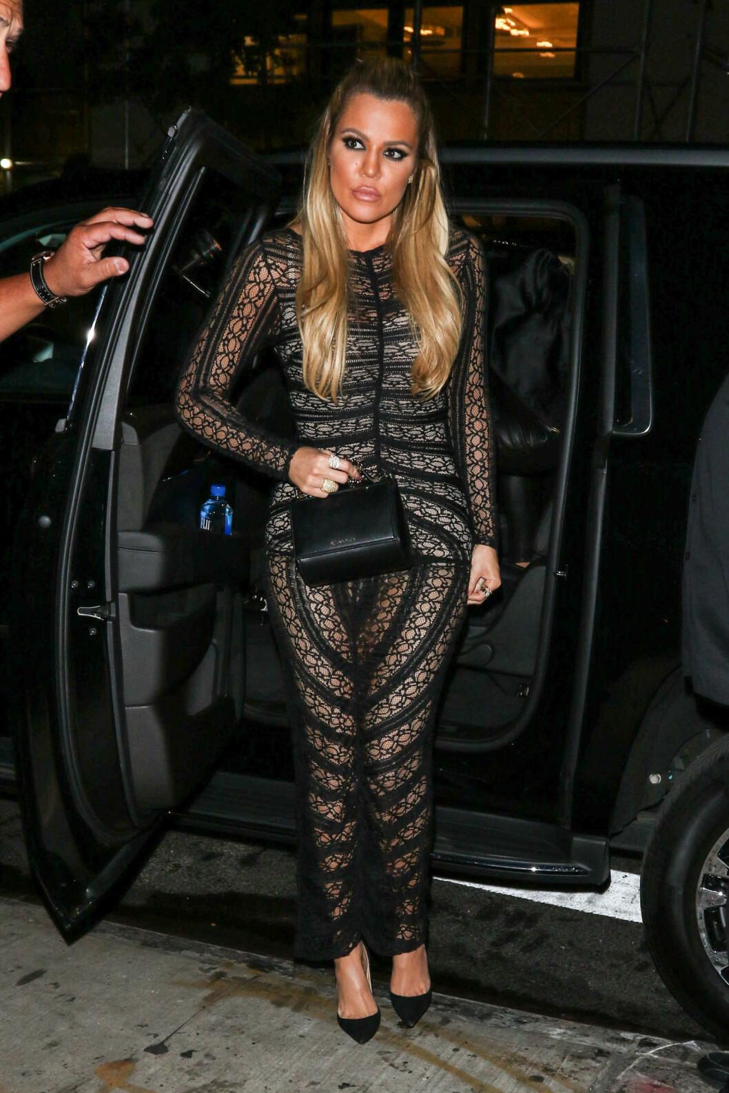 Khloe Kardashian Foto: Splash News