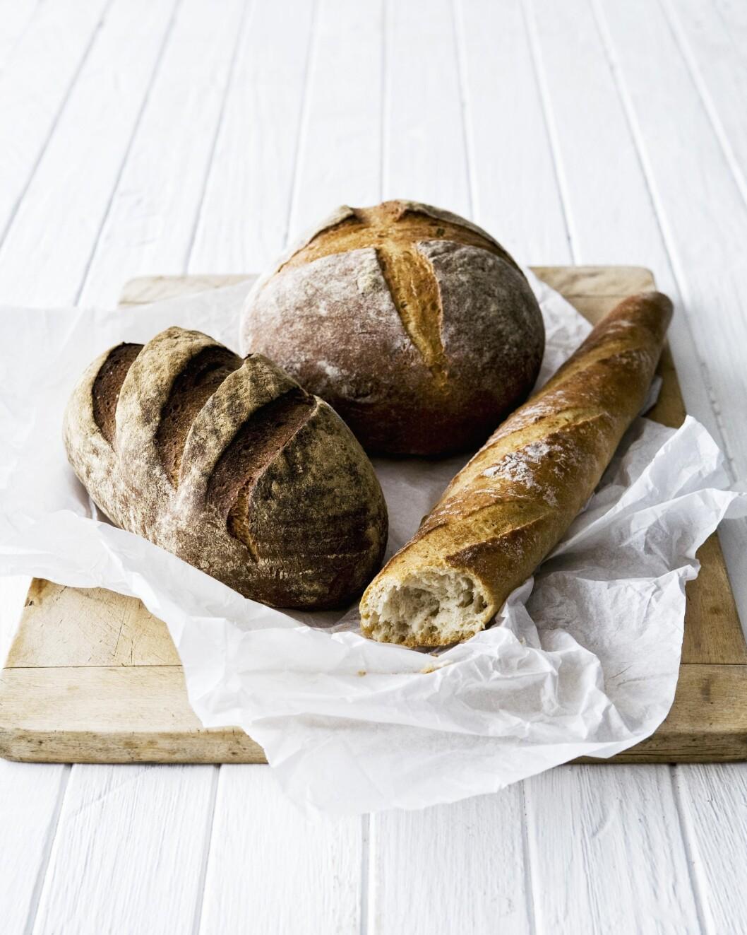 <strong>INNEHOLDER GLUTEN:</strong> Gluten finnes i hvete, rug, bygg, havre, triticale (hybrid mellom hvete og rug) og spelt, ifølge Norsk Helseinformatikk (NHI.no). Foto: Scanpix