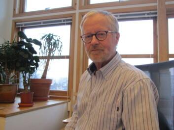 PSYKOLOG: Arild Holth er spesialisert i klinisk psykologi. Foto: Psykolog-psykiatergruppen
