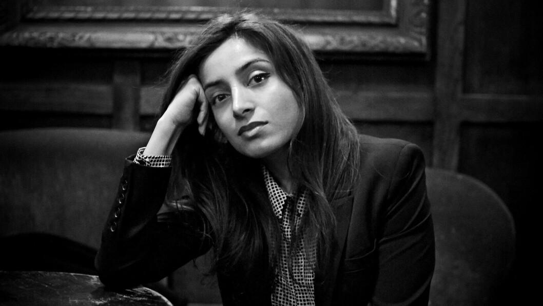 <strong>FILMSKAPER:</strong> Deeyah Khan flyktet fra Oslo til London som tenåring. Først da hun bestemte seg for å konfrontere sine fiender, ble hun fri.  Foto: Geir Dokken