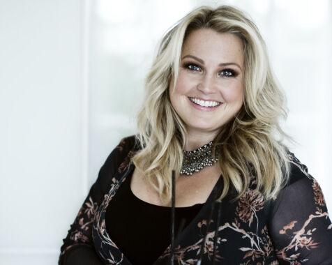 image: Helene Bøksle (34) : - Bang, jeg gikk rett i bakken