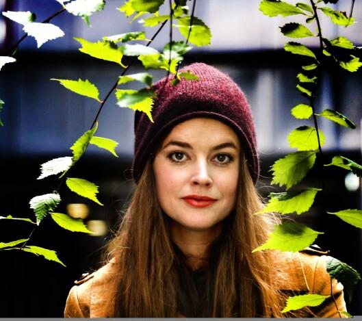 """SKUESPILLERSTJERNE: Charlotte Frogner er kjent fra filmer som """"Død Snø"""" og tv-serier som """"Hvaler"""".  Foto: Aftenposten"""