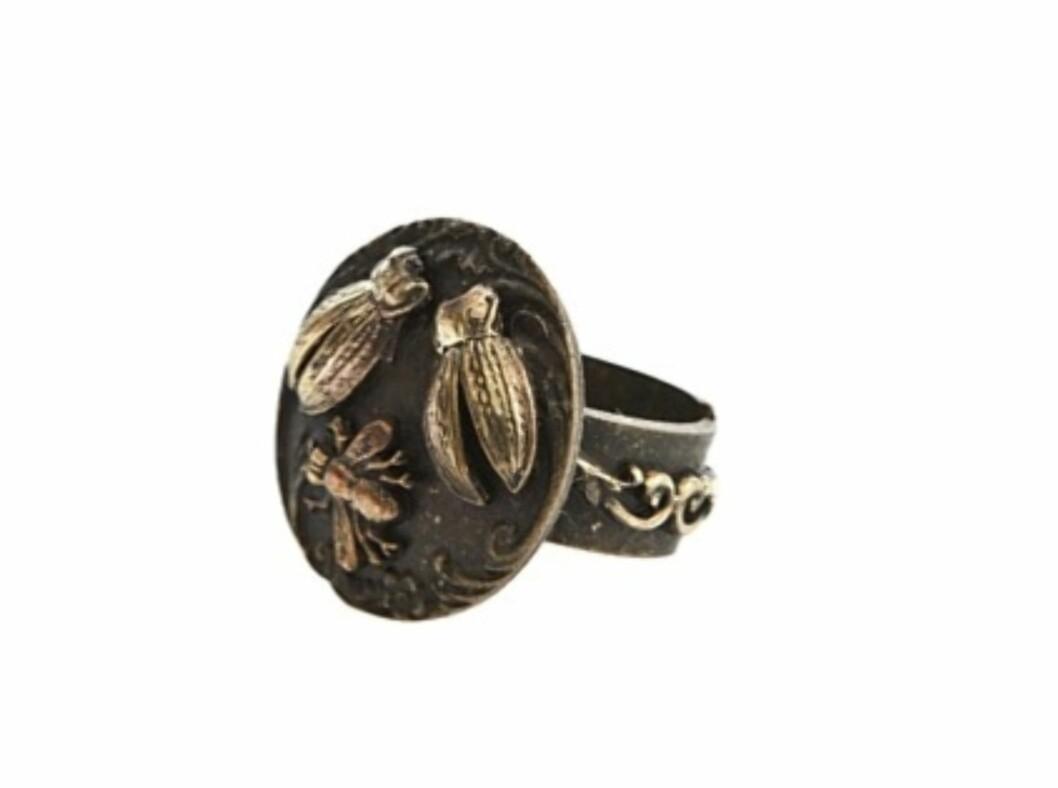 Ring fra Lotta (kr.495/Lottajewellery.com). Foto: Produsenten