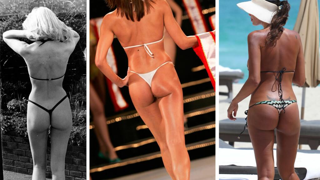 164e7a3db String på stranda: Dropp denne bikinien på stranda i år - KK