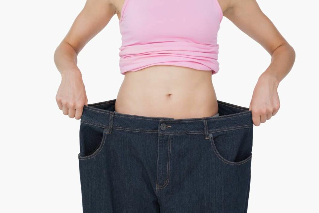 FOR STOR BUKSE: Og kanskje for tynn kropp? Noe midt i mellom hadde kanskje vært best. Foto: All Over Press