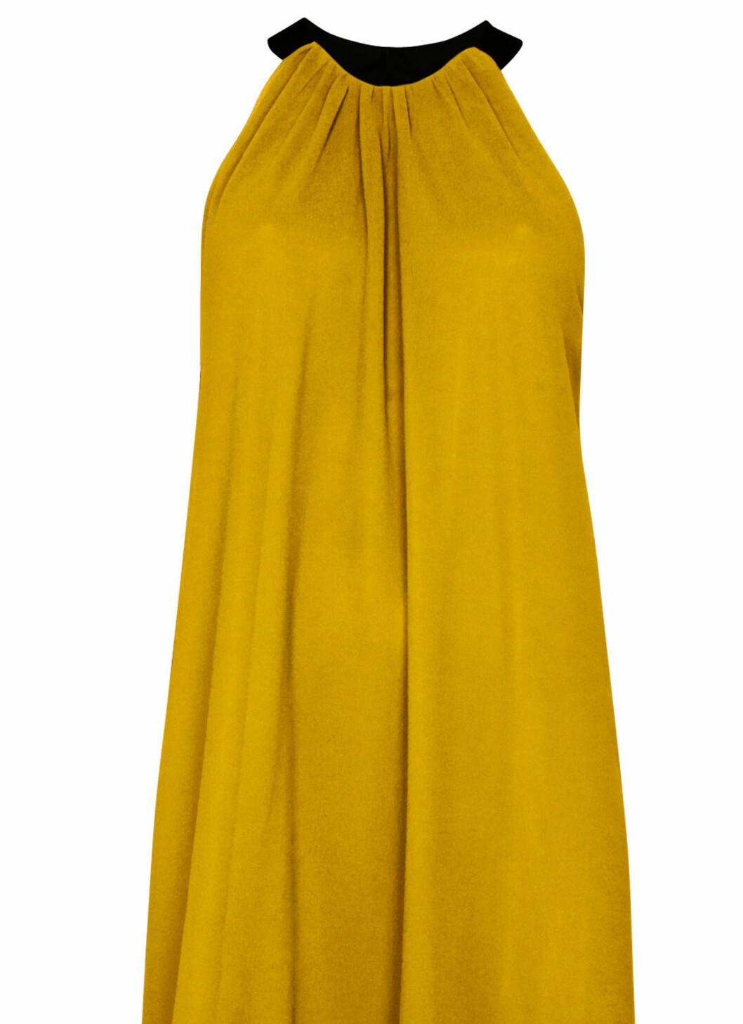 Kjole fra Vila, kr 399,95. Foto: Produsenten
