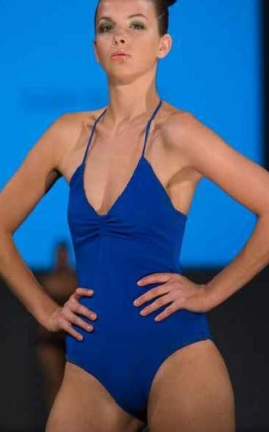NORSK DESIGN: Badedrakt i 50-tallsstil fra Soak Bikini. Foto: Det Tredje Øyet