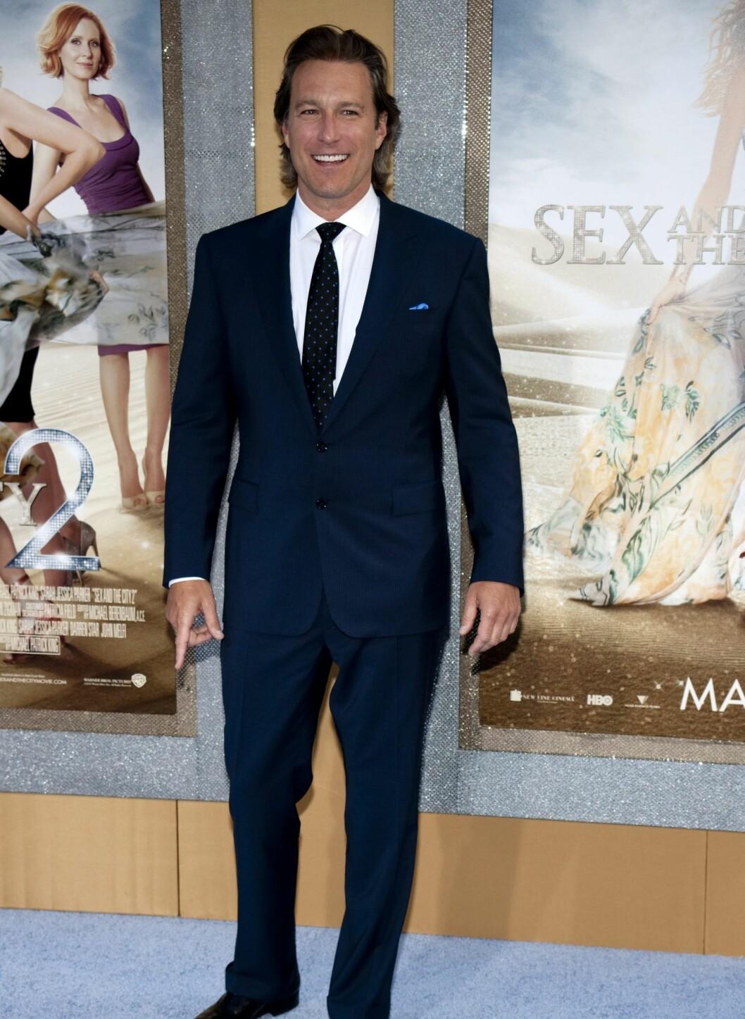 Og denne gangen gjør også Carries ekskjæreste Aidan Shaw comeback, som spilles av John Corbett. Noe som nok vil glede mange av oss...  Foto: All Over Press