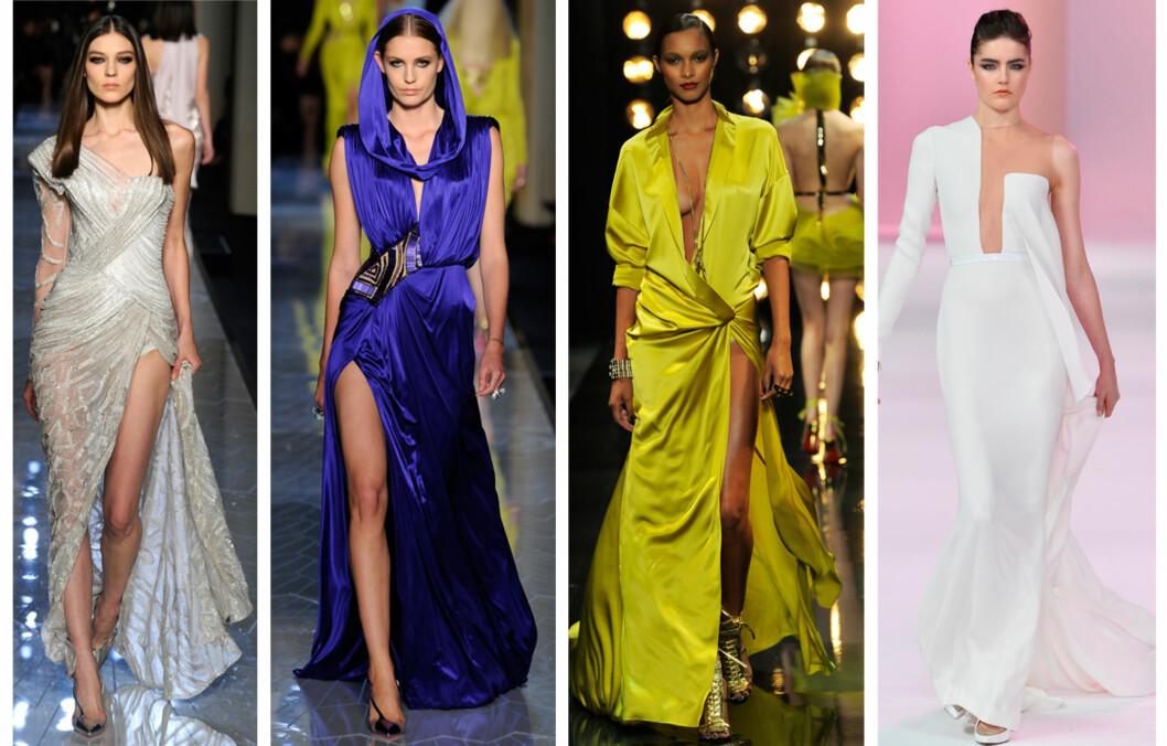 ÅRETS OSCAR-HÅP: Disse couture-kjolene fortjener virkelig å bli båret på årets Oscar-utdeling. Foto: All Over Press