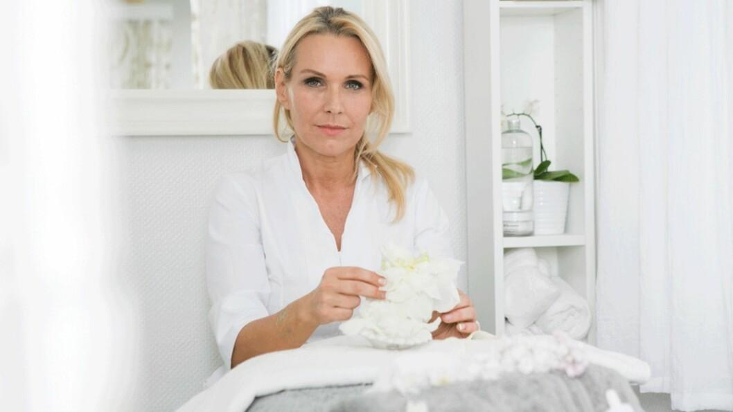 FIKK LYMFEKREFT: Hanne (50) fikk lymfekreft i 2008, men har nå vært kreftfri siden 2008. Foto: Ellen Johanne Jarli