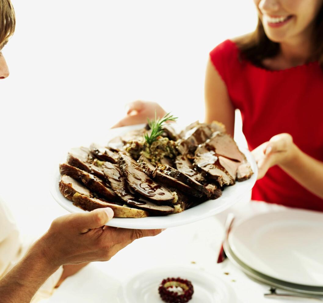 BEDRE FOR HELSA: Viltkjøtt er sunnere fordi det er magrere, samt inneholder mer antioksidanter, mineraler og omega-3.  Foto: Thinkstock