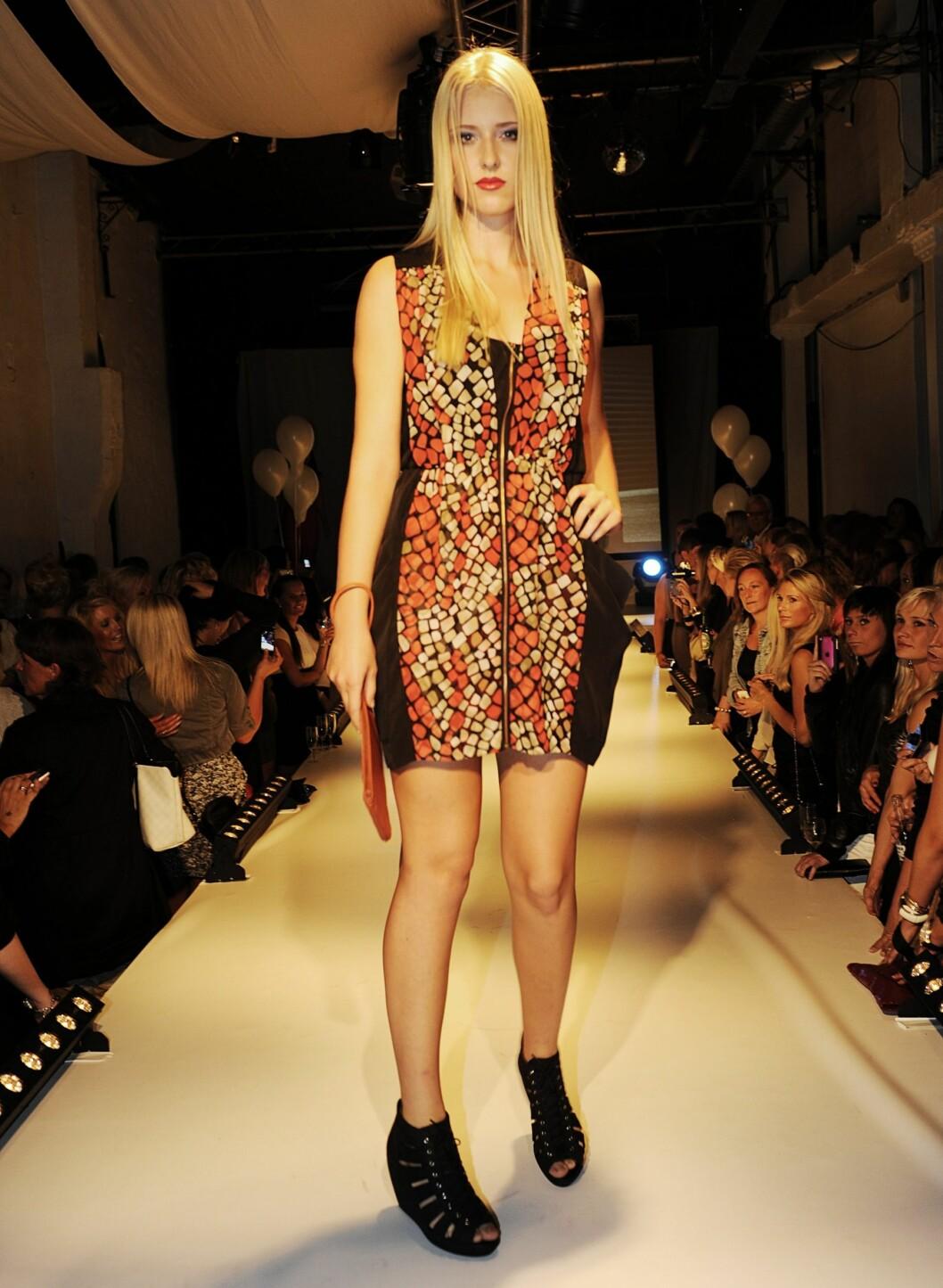 Kjole fra Vero Moda Very, kr 550.        Foto: Produsenten