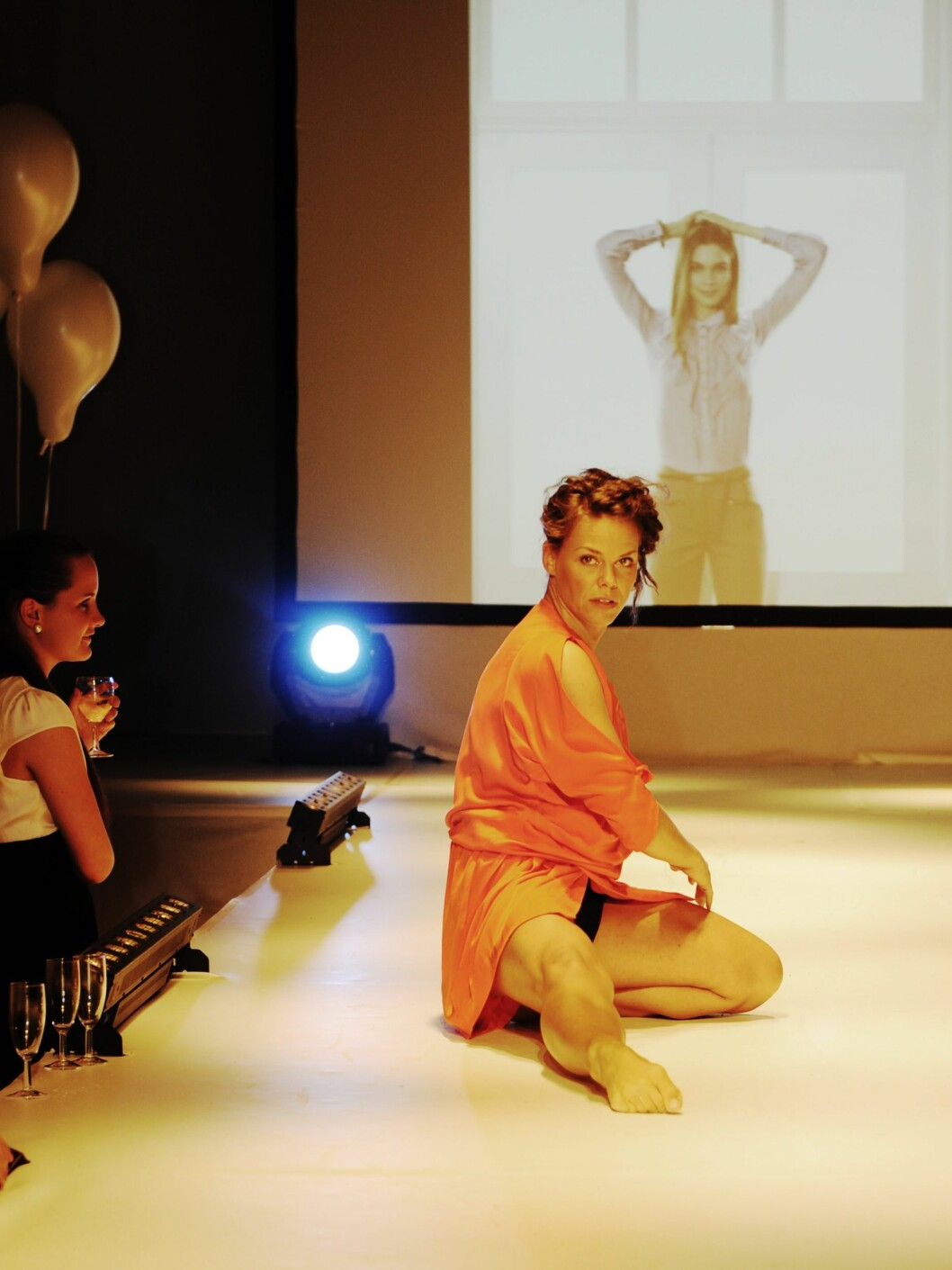 Kjole fra Vero Moda Very, kr 1000.      Foto: Produsenten