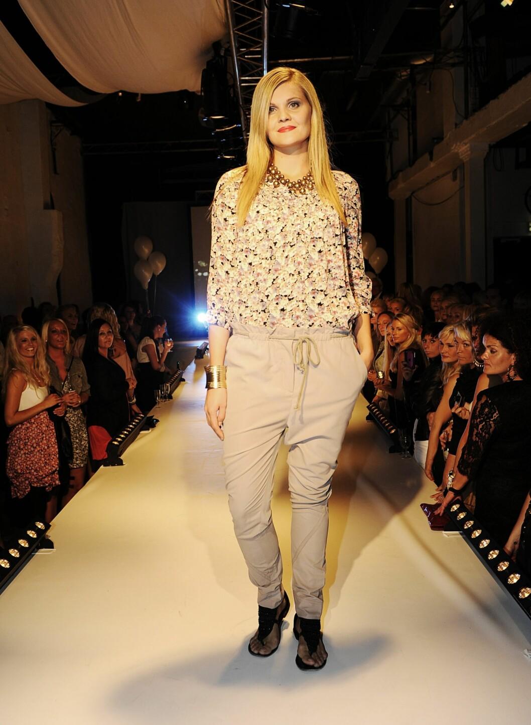 Antrekk fra Vero Moda: Bukse, kr 299 og topp, kr 199. Foto: Produsenten