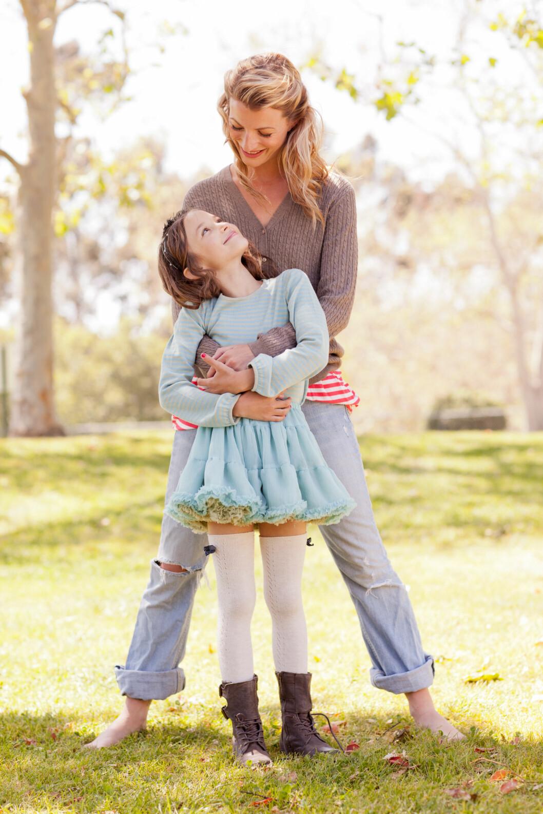 GENERASJONER: Noen sykdommer kan gå i arv og ramme flere i familien. Foto: Scanpix/NTB