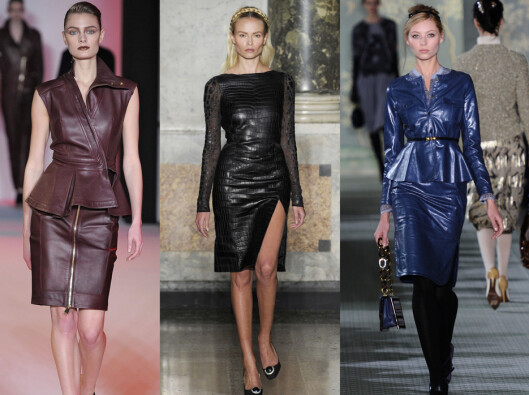 SKINN: Hakaan, Emilio Pucci og Tory Burch. Foto: All Over Press