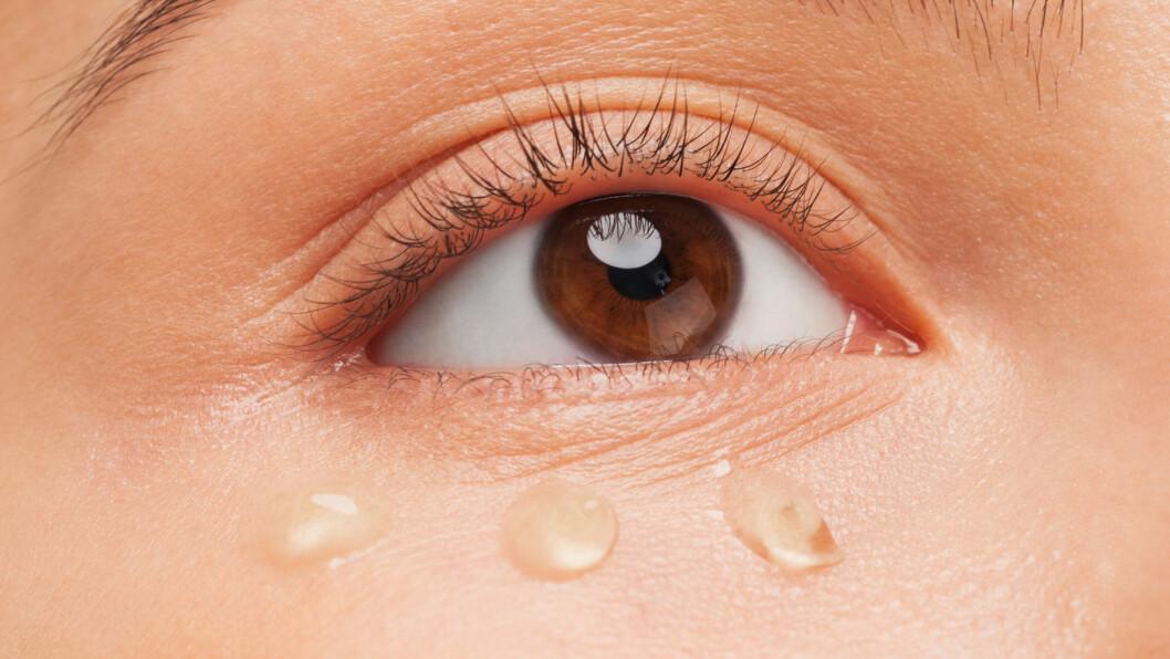 ØYEKREM: Kan være lurt å bruke hvis du ønsker å forebygge for tidlige aldringstegn.  Foto: Mikhail Malyugin - Fotolia