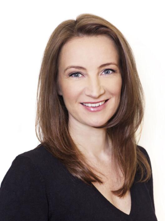 EKSPERT: Kjersti Johansen er nordisk fagsjef hos Dermanor. Foto: Yvonne Wilhelmsen