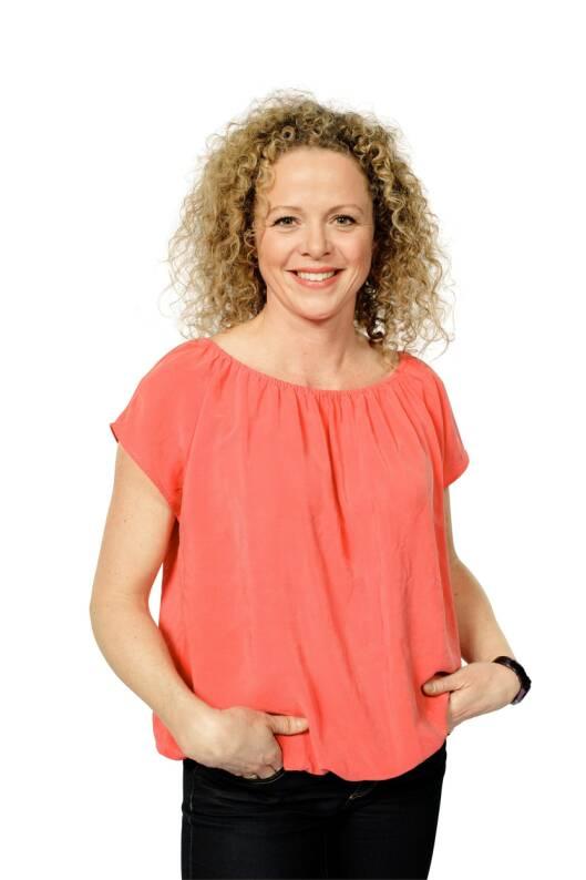 Jeanette Roede er slanke- og ernæringsekspert, samt kommunikasjonssjef i Grete Roede AS. Foto: Axel Bauer