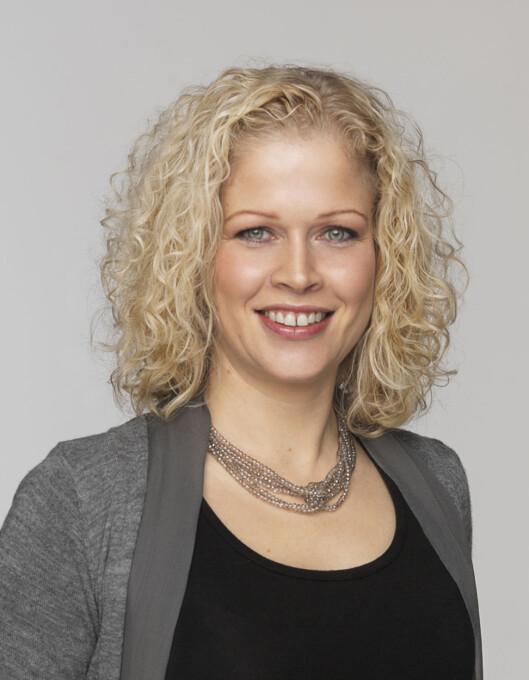 EKSPERT: Ann-Kristin Stokke er fagansvarlig hos Skintific.