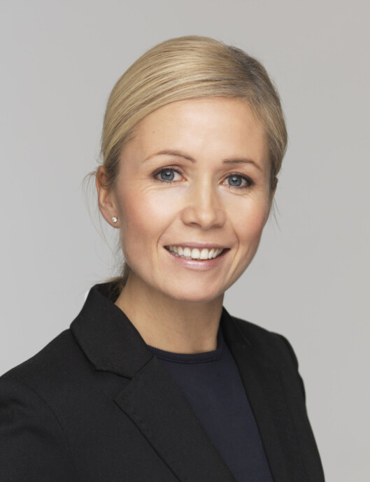 EKSPERT: Trine Sundene Marthinsen. Foto: Morten Qvale