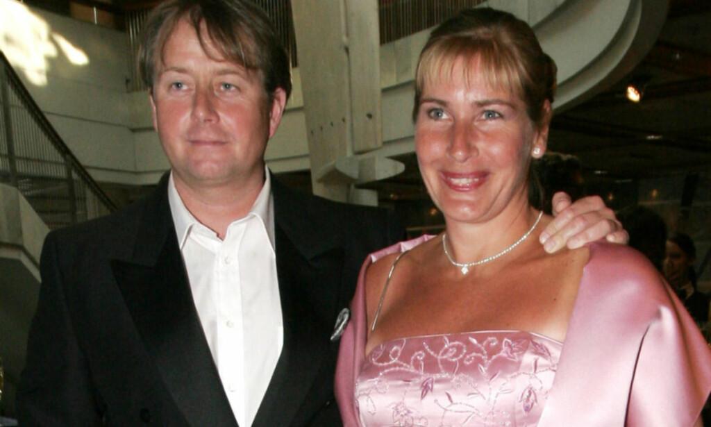 SKILLES: Trine og Anders Hattestad skilles etter 28 år som mann og kone. Foto: NTB Scanpix