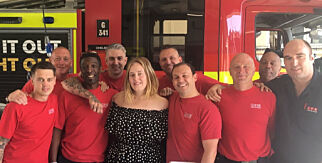 image: Adele overrasket nok en gang etter London-brannen