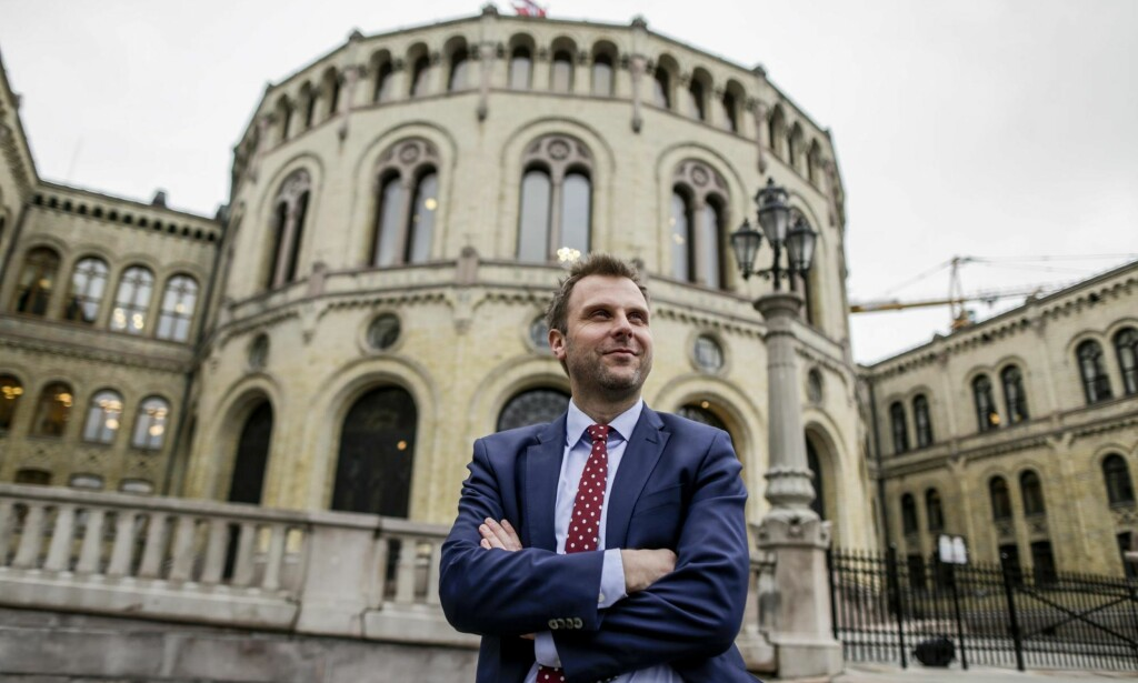 GIR SEG: Torgeir Micaelsen gir seg etter 12 år som stortingsrepresentant for Arbeiderpartiet. Foto: Stein J. Bjørge / Aftenposten / NTB Scanpix