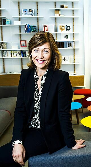 Kristin Danielsen, leder i kulturrådet. Om fordeling av kulturmidler. Foto: John T.Pedersen / Dagbladet