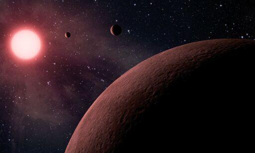 image: NASA annonserer ny oppdagelse i kveld:- Kan ha funnet små, jordlignende planeter