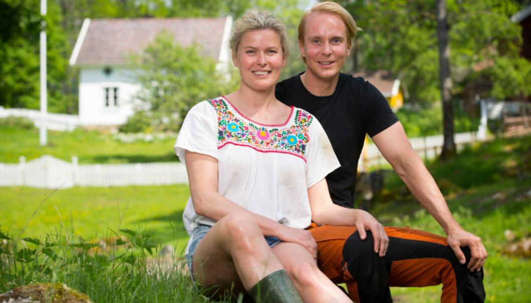 NY TV-SERIE: TV 2 er i gang med en ny realityserie med Petter Pilgaard og Vendela Kirsebom. Foto: TV 2