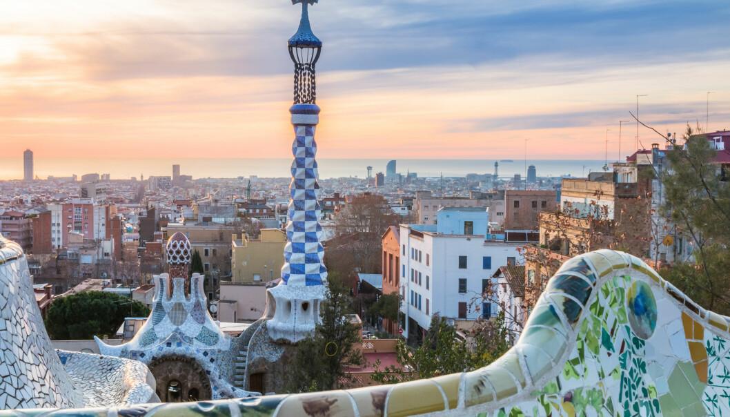 BARCELONA: Den spanske byen er perfekt for både små og store. Foto: NTB Scanpix